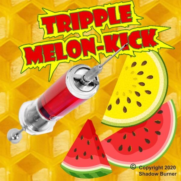 Tripple Melon Kick Aroma Shadow Burner