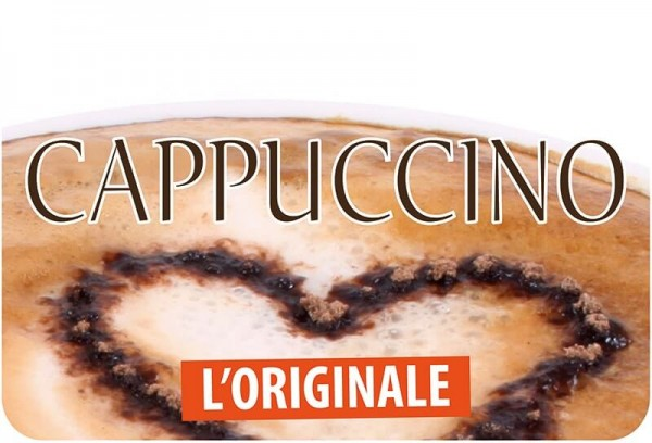 Cappuccino Liquid FlavourArt