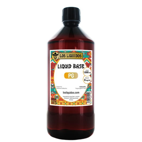 Basis Liquid PG (100) Los Liquidos 1000 ml