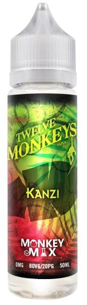 Kanzi Liquid Twelve Monkeys