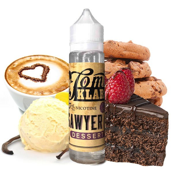Sawyer Dessert Liquid Tom Klark´s