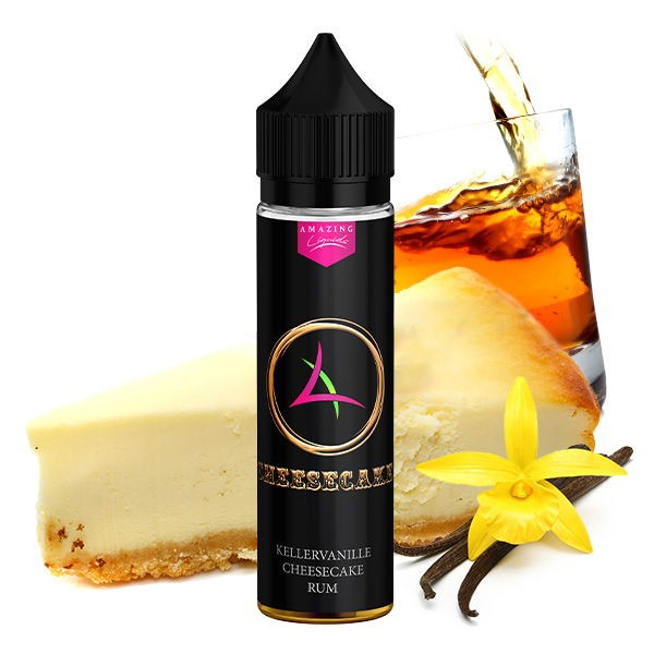 Cheesecake Amazing Liquids Aroma