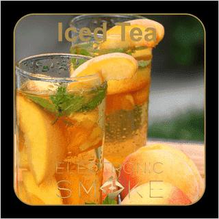 Iced Tea Pfirsich Aroma Dark Burner