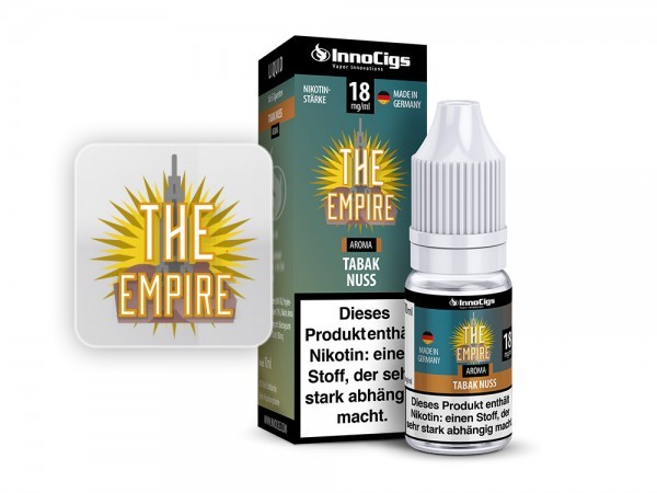 The Empire - Tabak Nuss Liquid Innocigs