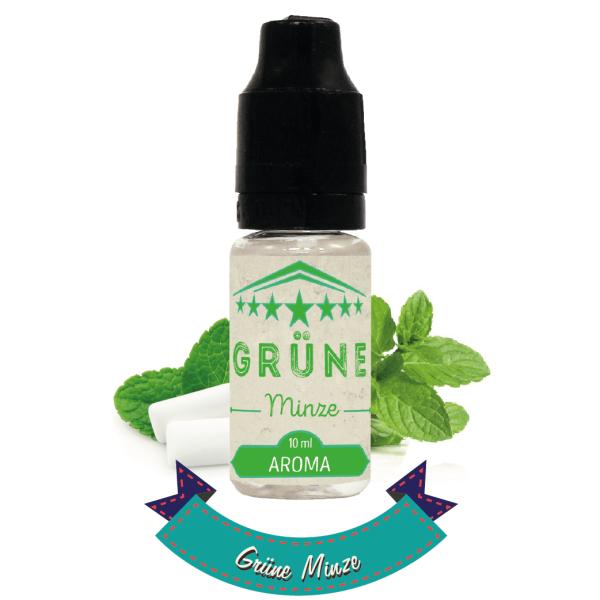 Grüne Minze Aroma Cirkus Authentic