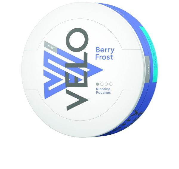 Berry Frost Easy Kautabak VELO seitlich