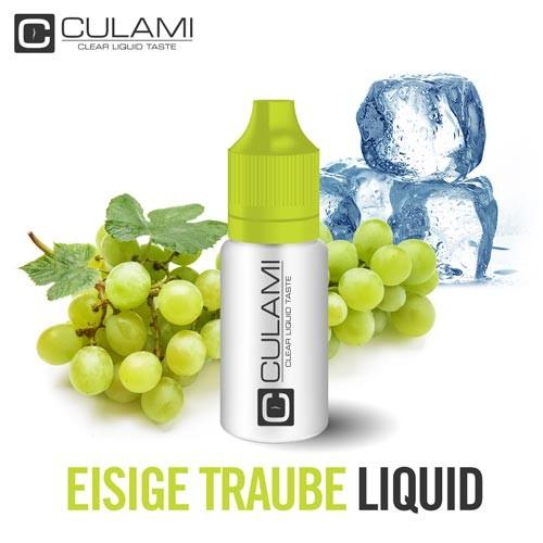 Liquid Culami Eisige Traube