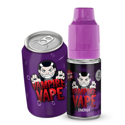 Energy Liquid Vampire Vape