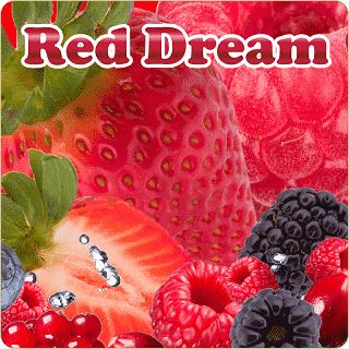 Red Dream Aroma Dark Burner