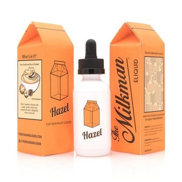 Hazel Liquid The Milkman
