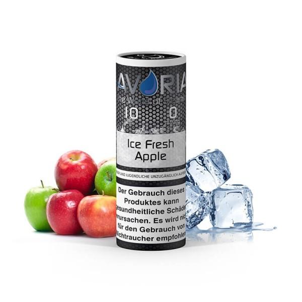 Ice Fresh Apple Liquid Avoria