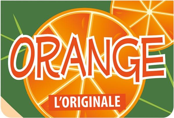 Orange Aroma FlavourArt