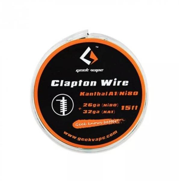 Geekvape KA1 Ni80 Clapton Wire Wickeldraht