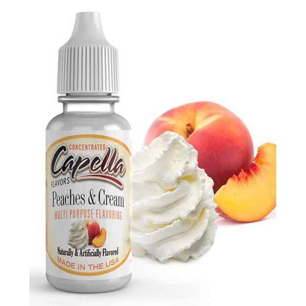 Capella Peaches & Cream Aroma