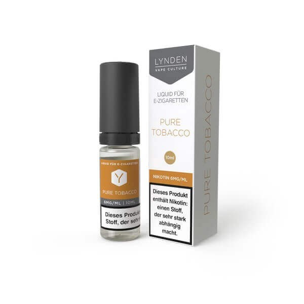Pure Tobacco Liquid LYNDEN