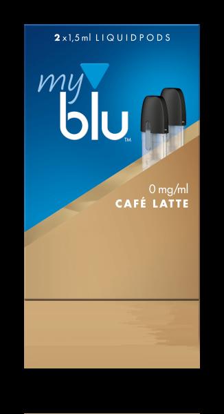 myblu Café Latte Liquidpods