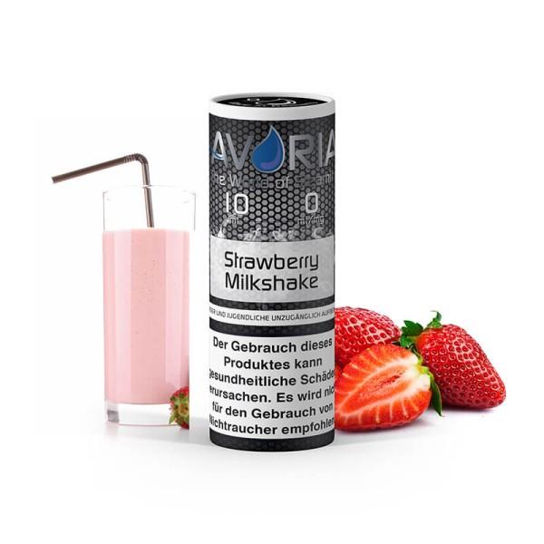 Strawberry Milkshake Liquid Avoria