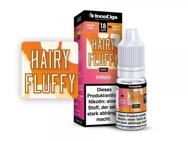 Hairy Fluffy - Pfirsich Liquid Innocigs