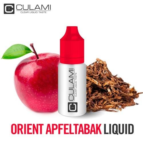 Liquid Culami Orient Apfeltabak