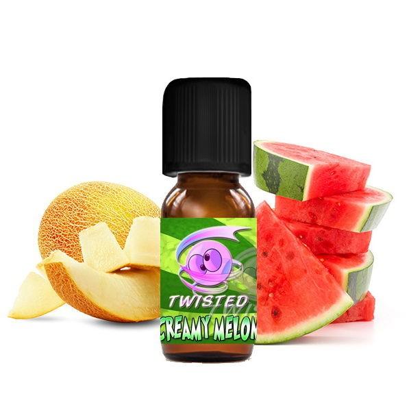 Twisted Creamy Melon Aroma