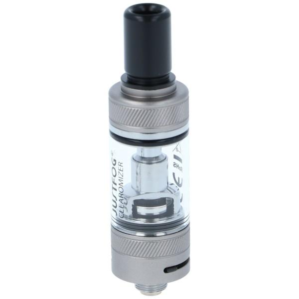 Justfog Q16 Pro Verdampfer Clearomizer Edelstahl