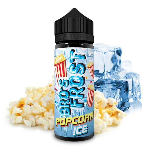 Aroma Popcorn Ice The Bro´s