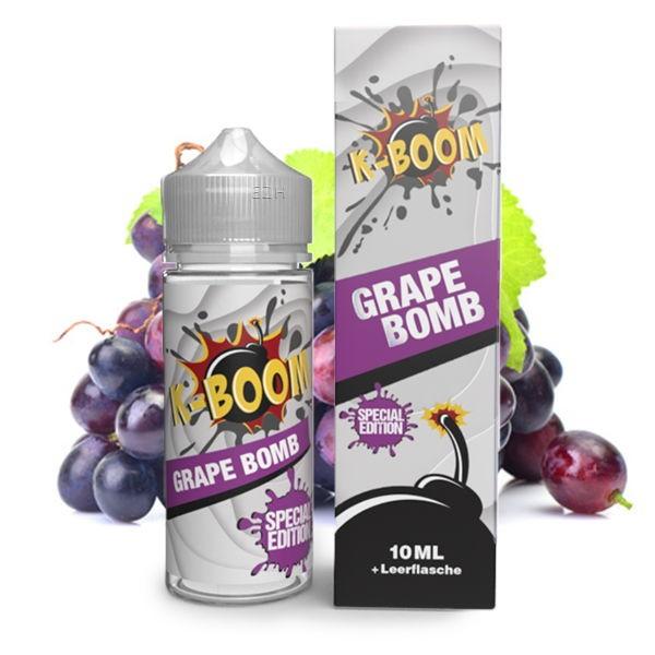 Grape Bomb 2020 Aroma K-Boom Special Edition