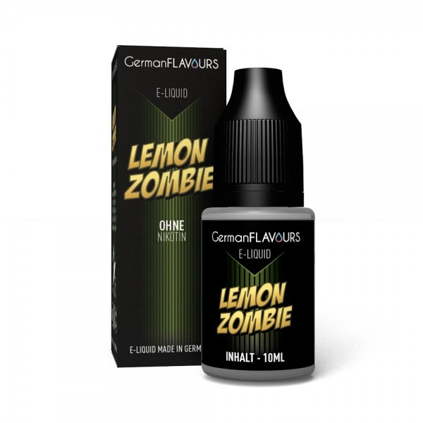 Lemon Zombie Liquid German Flavours