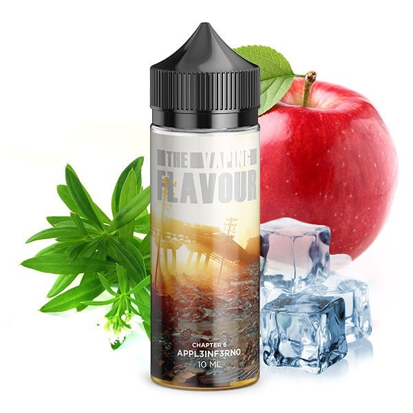 Ch.6 APPL3INF3RNO The Vaping Flavour Aroma