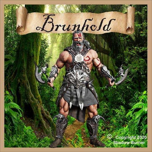 Brunhold Aroma Shadow Burner