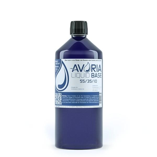 Basis Liquid VPG (55/35/10) Avoria 1000ml