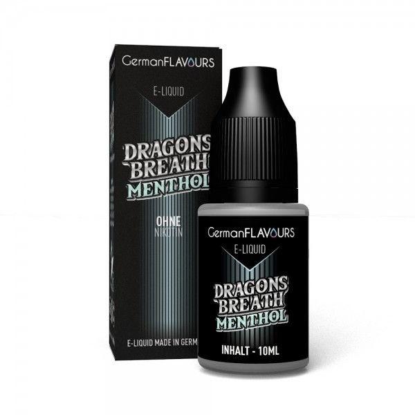 Dragons Breath Menthol Liquid GermanFlavours