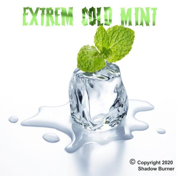 Extrem Cold Mint Aroma Shadow Burner