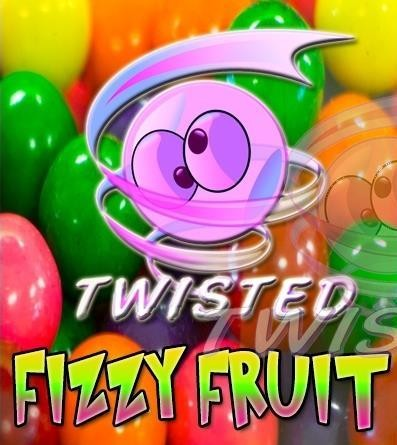 Fizzy Fruit Aroma Twisted