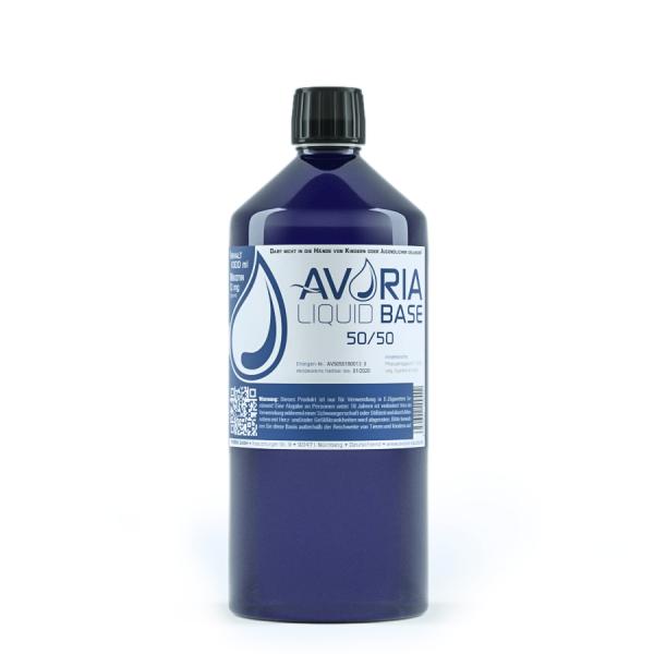 Basis Liquid VPG (50/50) Avoria