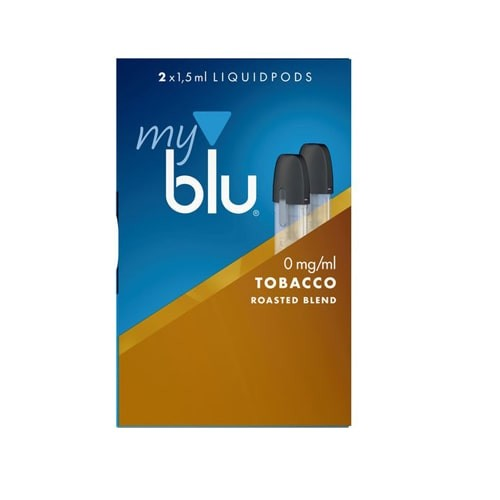 myblu Tobacco Roasted Blend Liquidpods