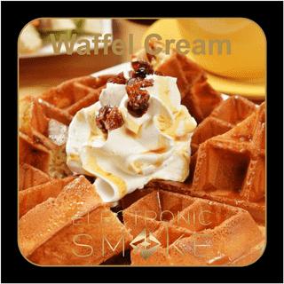 Waffel Cream Aroma Dark Burner