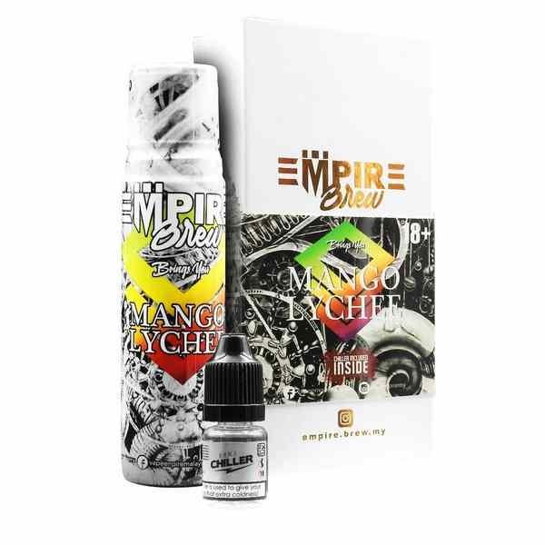 Mango Lychee Liquid Empire Brew