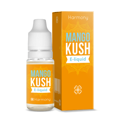 Mango Cush CBD Liquid Harmony