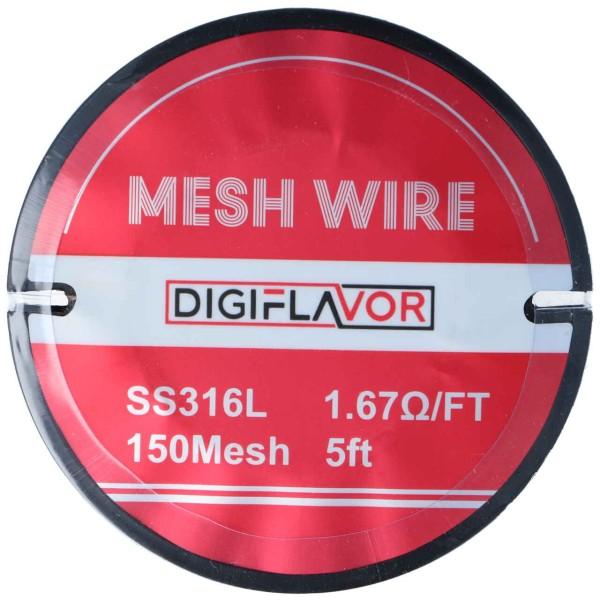Mesh Wire Digiflavour SS316L