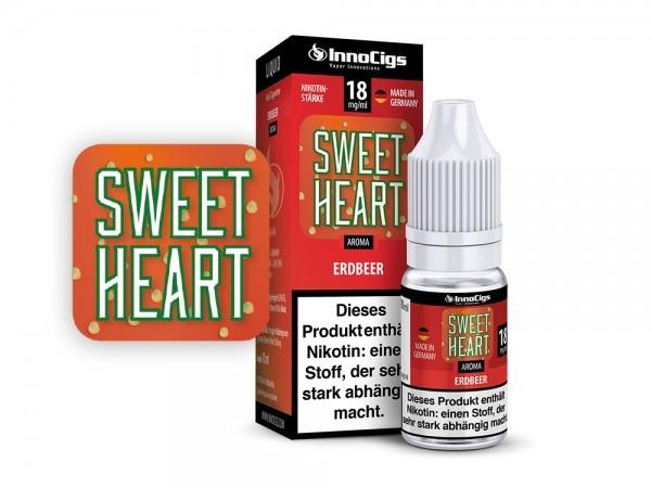 Sweet Heart - Erdbeere Liquid Innocigs