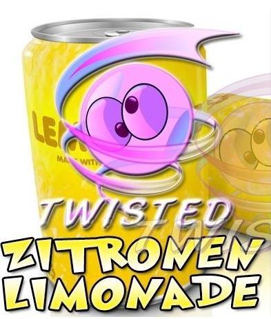 Zitronen-Limonade Aroma Twisted