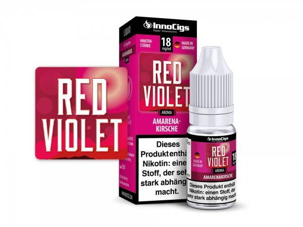 Red Violet - Amarenakirsche Liquid Innocigs