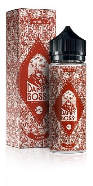 Dampf Boss-I No.1 Aroma Vapestreet