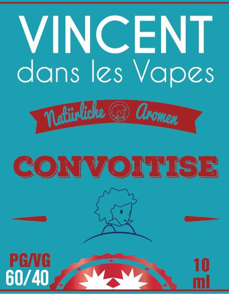 Convoitise Liquid Vincent