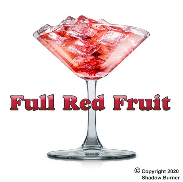 Full Red Fruit Aroma Shadow Burner