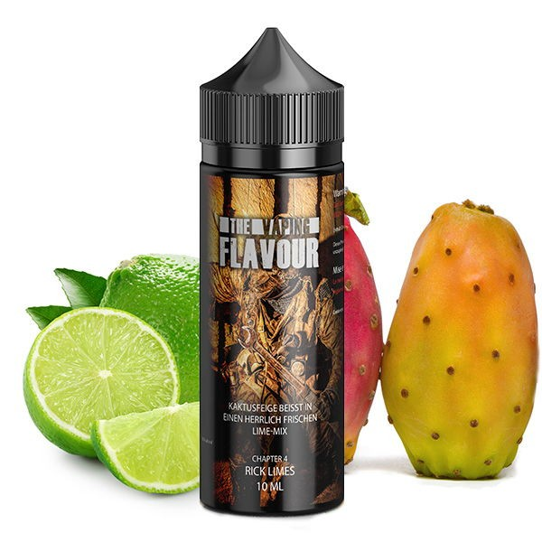 Ch.4 Rick Limes The Vaping Flavour Aroma