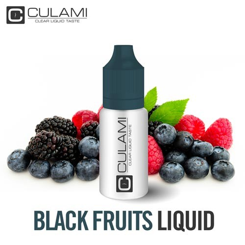 Liquid Culami Black Fruits