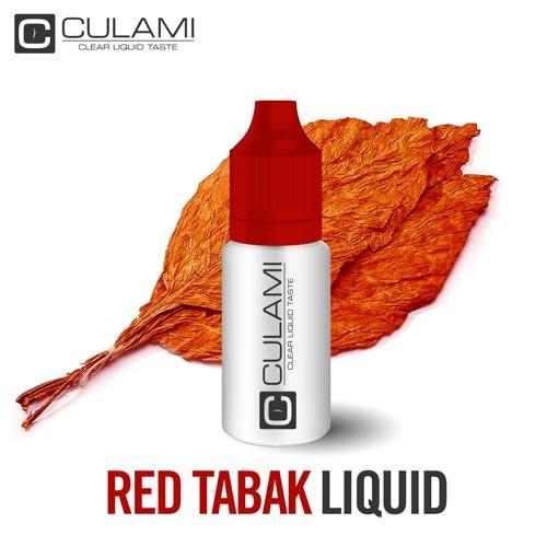 Liquid Culami Red Tabak