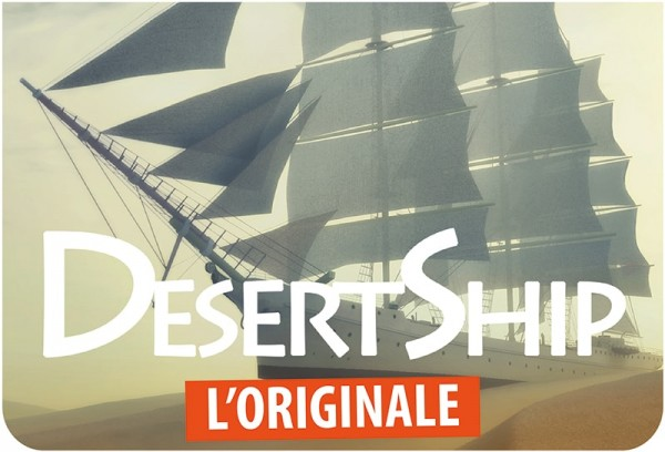 Desert Ship Aroma FlavourArt